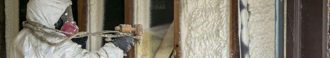 isolation travaux soufflage murs