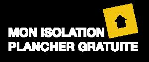 flèche jaune isolation plancher gratuite