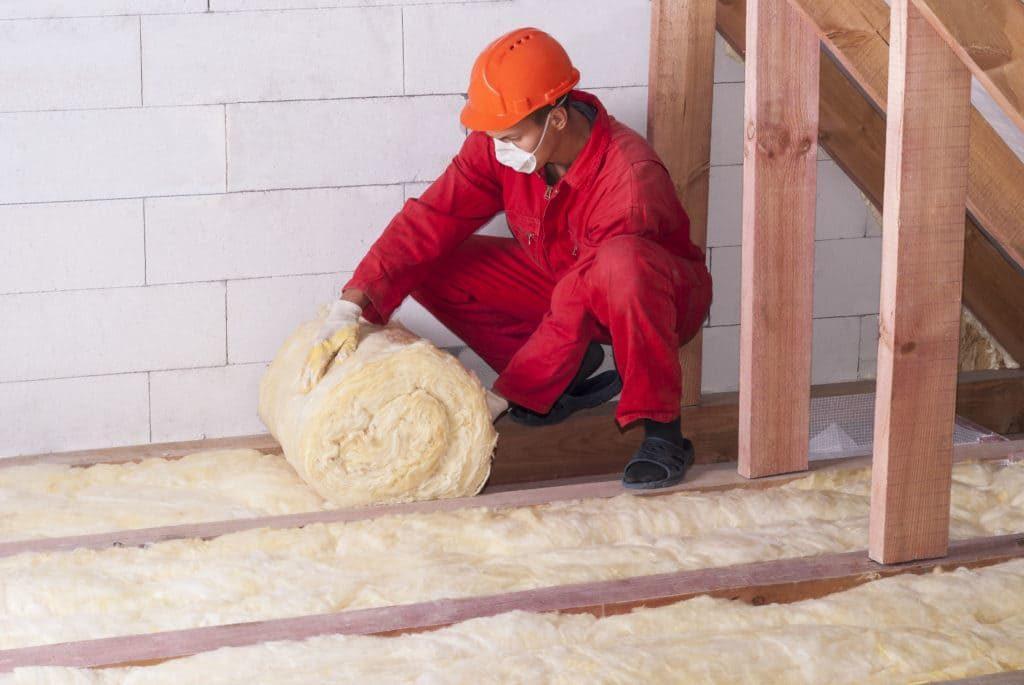 sol isolation plancher artisan